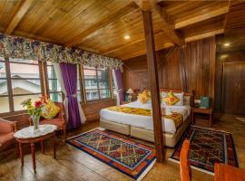 Muscatel Himalayan Resort, hotel in Darjeeling
