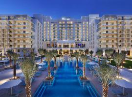 Hilton Abu Dhabi Yas Island, hotel in Abu Dhabi