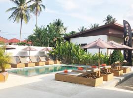 Maya Resort, hotel in Bophut