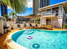 Tropicana Motel, hotel in Gold Coast