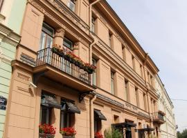 Domina St.Petersburg , отель в Санкт-Петербурге, рядом находится Исаакиевский собор