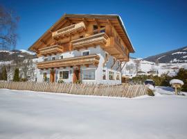 Sportpension Enzian, Familienhotel in Saalbach-Hinterglemm