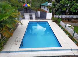 New Blue Mountain Resorts Bandarawela, hotel in Attidiya