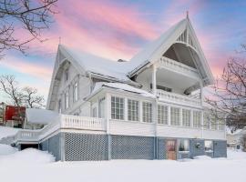 Arctic Villa in Tromsø, leilighet i Tromsø