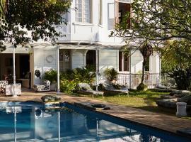 Mama Ruisa Boutique Hotel, guest house in Rio de Janeiro