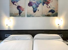 Pensión Donostiarra, hotel en San Sebastián