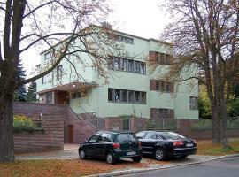 Gästehaus am Klinikum, guest house in Halle an der Saale