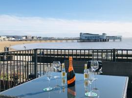 Pavilion Holiday Apartments, apartment in Weston-super-Mare