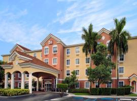 Best Western Plus Miami-Doral/Dolphin Mall, three-star hotel in Miami