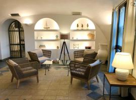 Hotel Gajeta, отель в Гаэте