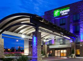 Holiday Inn Express and Suites Rochester West-Medical Center, an IHG Hotel, hotel in Rochester