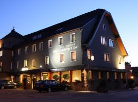 Hotel Württemberger Hof Garni, Hotel in Rottenburg
