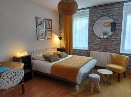Appartements Des Bambous, hôtel à Brest près de: Conservatoire botanique national de Brest
