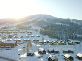 Mountain Lodge, hotell i Stöten