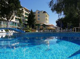 Hotel Silver - All Inclusive & Free Parking, отель в Золотых Песках