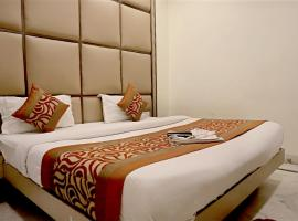 Hotel Klick Deluxe at New Delhi Railway Station, hotel in New Delhi