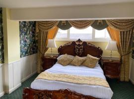 Thelbridge Cross Inn: Crediton şehrinde bir otel