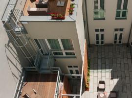 Safestay Vienna, boutique hotel in Vienna