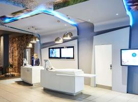 Novotel Liverpool Centre, hotel in Liverpool
