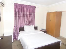 Bavidi Hotel, hotel near Murtala Muhammed International Airport - LOS, Ikeja