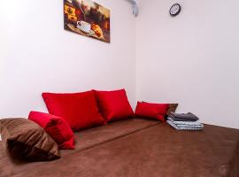 Уютная Квартира рядом с метро Площадь Маркса., hotel in Novosibirsk