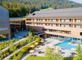 Hotel die Wälderin-Wellness, Sport & Natur, Hotel in Mellau