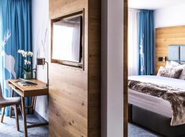 Das Aunhamer Suite & Spa Hotel, Hotel in Bad Griesbach im Rottal