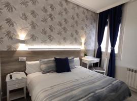 Hostal Alfaro, hotel in Madrid