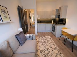 City apartment, just a short stroll to Royal Mile, hotel in Edinburgh