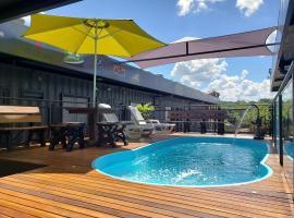 Hotel Bonito Motobox - Motobox, hotel near Husbandry Cooperative and Industrial, Bonito