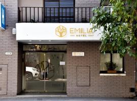 EMILIA HOTEL, hotel en Rosario