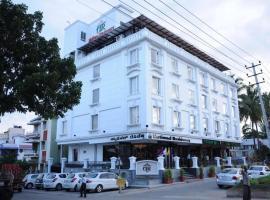 National Residency, hotel en Mysore