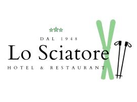 Hotel Lo Sciatore, hotell i Camigliatello Silano