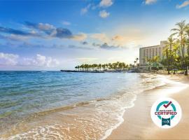 Caribe Hilton, spa hotel in San Juan
