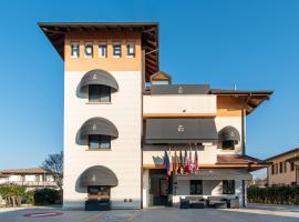 Small Hotel Royal, hotell i Padua
