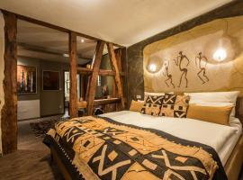 Farmerhaus-Lodge, hotel in Groß-Umstadt