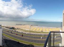 Frente al mar charlone, departamento en Mar del Plata