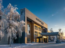 Courtyard by Marriott Anchorage Airport, Hotel in Anchorage