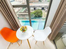 Functional Studio_Saigon Center, apartment in Ho Chi Minh City