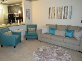 Modern 1 BR w/ king bed near buckhead shops 7 min, vacation rental in Atlanta
