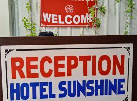 HOTEL SUNSHINE, apartment in Kota