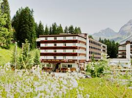 ROBINSON AROSA - Adults only, hotel in Arosa
