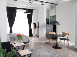 APARTAMENTY LASER STUDIO, apartment in Szczecin