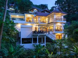 heavenly villa 8, hotel in Patong Beach