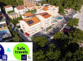 Apartments Vila Kristina, apartment in Baška Voda