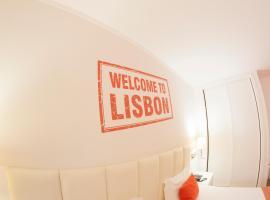 Masa Hotel Almirante, hotel in Arroios, Lisbon