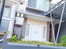 Rumah Palapa Mansion, pusat kota, city view Bandar Lampung, pet-friendly hotel in Lampung