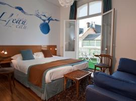 The Originals Boutique, Hôtel Ô Gayot, Bagnoles-de-l'Orne (Inter-Hotel)、バニョール・ドゥ・ロルヌのホテル