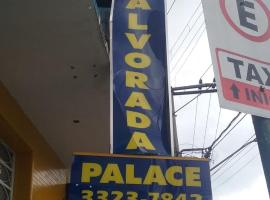 Alvorada Palace Hotel Barra Mansa, hotel in Barra Mansa