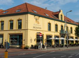 Hotel Munten, hotel in Weert